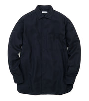 SUGF021_Regular Collar Wind Shirt_N(Navy)