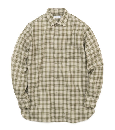 SUGF022_Regular Collar Wind Shirt_BE(Beige)