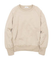 SUHF025_Crew Neck Sweat_BE(Beige)