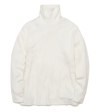 SUHF026_Turtle Neck L/S Tee_OW(Off White)