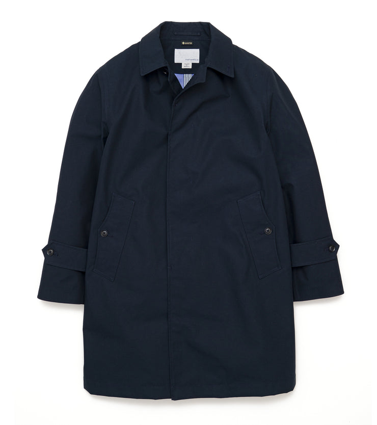 SUBF800_GORE-TEX Soutien Collar Coat_DN(Dark Navy)
