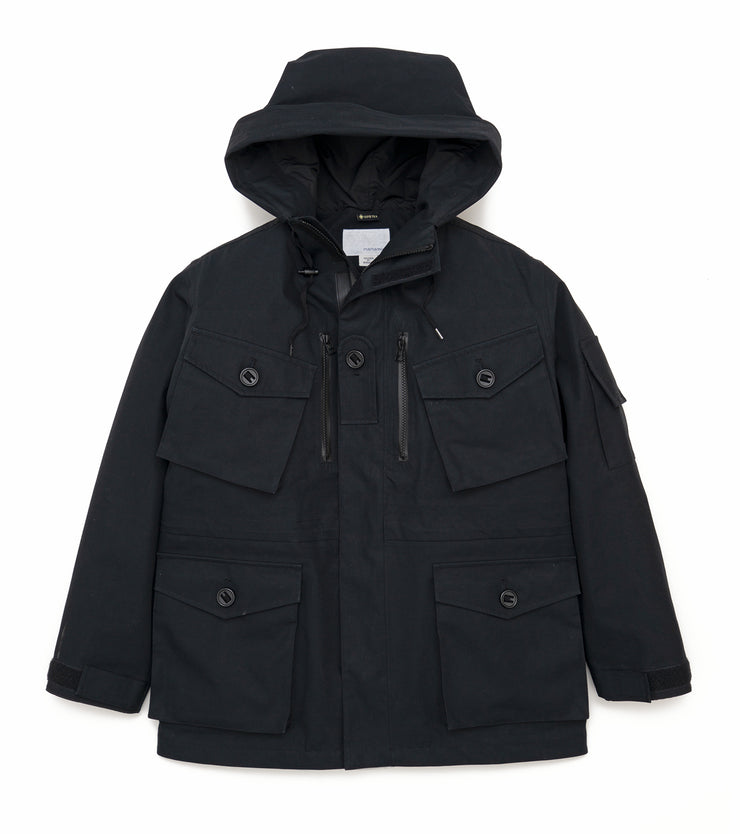 SUAS001_GORE-TEX Cruiser Jacket_K(Black)