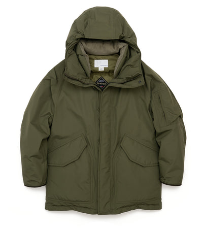 SUBF043_GORE-TEX Down Coat_KK(Khaki)