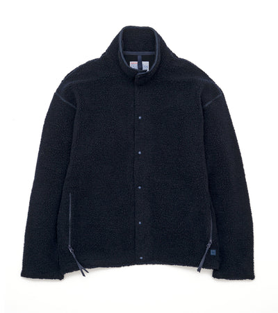 SUHF063_nanamican Fleece Jacket_N(Navy)