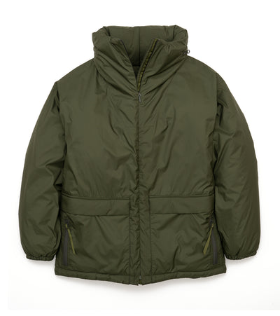 SUAF068_nanamican Insulation Jacket_KK(Khaki)