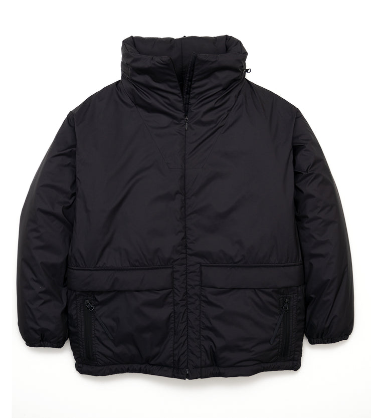 SUAF068_nanamican Insulation Jacket_K(Black)