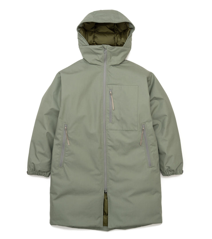 SUBF069_nanamican Down Coat_CE(Cedar)