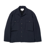 SUAF002_Utility Jacket_DN(Dark Navy)