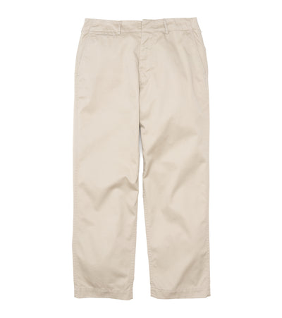 SUCF912_Wide Chino Pants_BE(Beige)