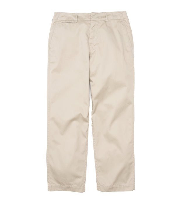 SUCF913_Wide Chino Pants_BE(Beige)