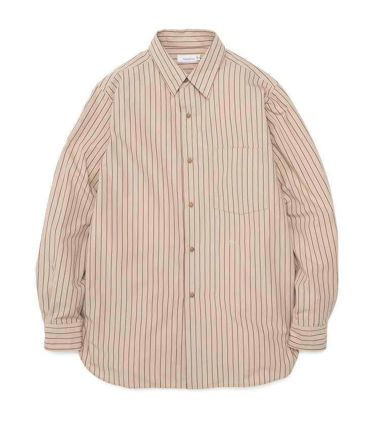 SUGF008_Regular Collar Wind Shirt (Regular Fit)_BE(Beige)