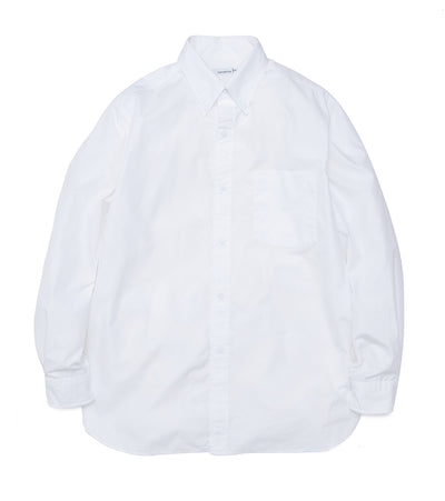 SUGF009_Button Down Wind Shirt_W(White)