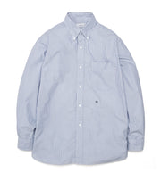 SUGF009_Button Down Wind Shirt_N(Navy)