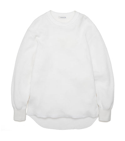 SUHF908_Crew Neck L/S Thermal Tee_W(White)