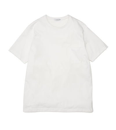 SUHF013_H/S Pocket Tee_W(White)