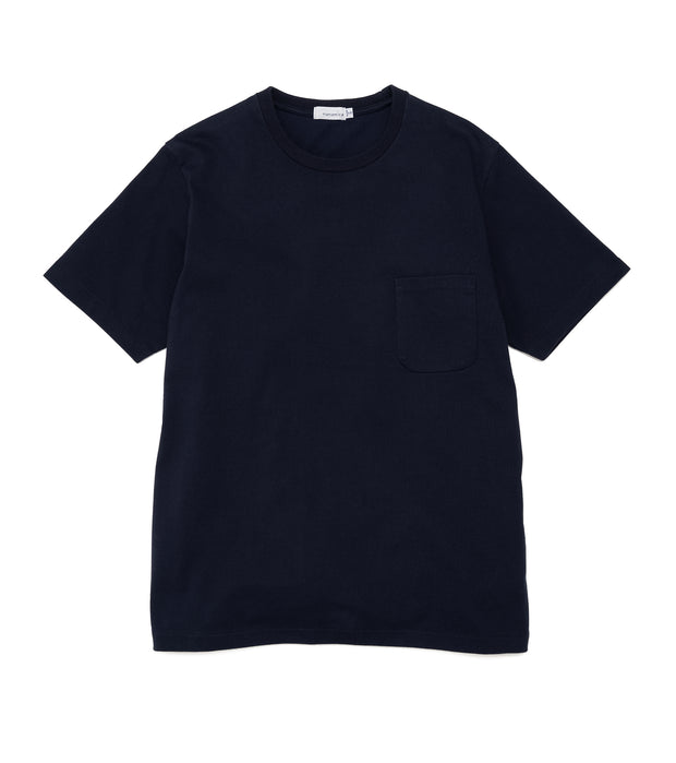 SUHF013_H/S Pocket Tee_N(Navy)