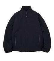 SUAF048_nanamican ALPHADRY Dock Jacket_K(Black)