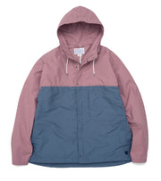 SUAF059_nanamican Cruiser Jacket_PB(Pink × Blue)