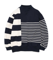 SUJF060_nanamican L/S  Sweater_N(Navy)