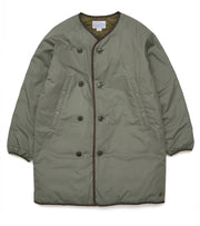 SUBF061_nanamican Down Coat_CE(Cedar)