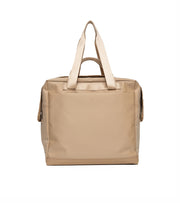 SUOF034_Water repellent Tote Bag_BE(Beige)