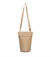 SUOF035_Water repellent Shoulder Bag_BE(Beige)