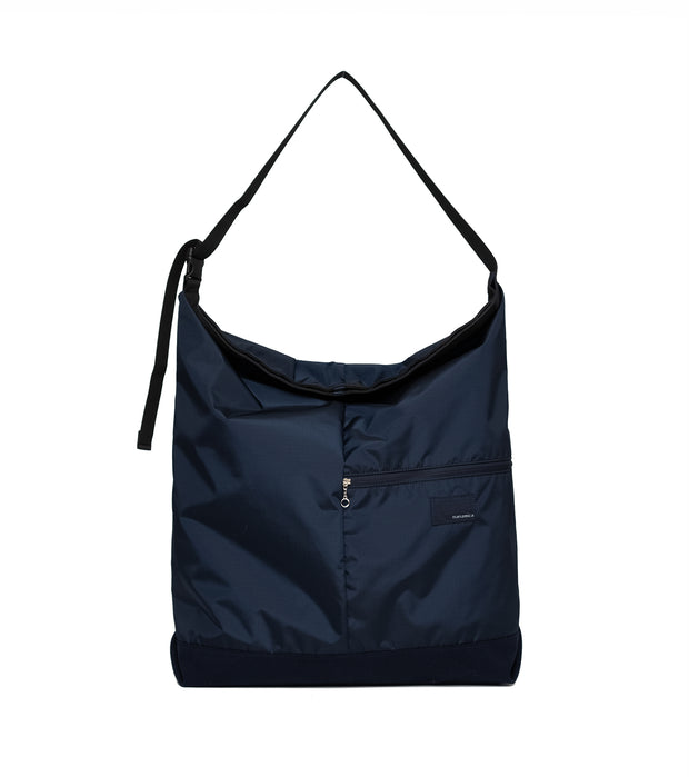SUOF057_nanamican Utility Shoulder Bag L_N(Navy)