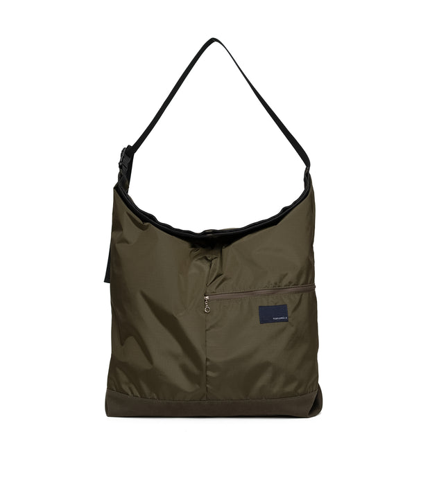 SUOF057_nanamican Utility Shoulder Bag L_OL(Olive)