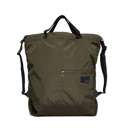 SUOF058_nanamican 2way Shoulder Bag_OL(Olive)