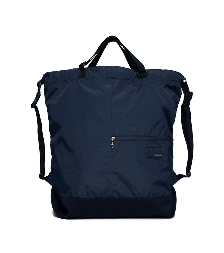 SUOF058_nanamican 2way Shoulder Bag_N(Navy)