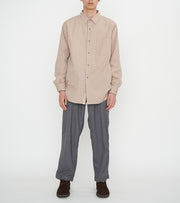 SUGF008_Regular Collar Wind Shirt (Regular Fit)_1