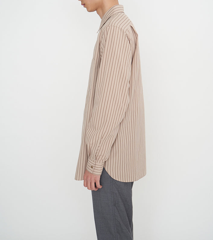 SUGF008_Regular Collar Wind Shirt (Regular Fit)_3