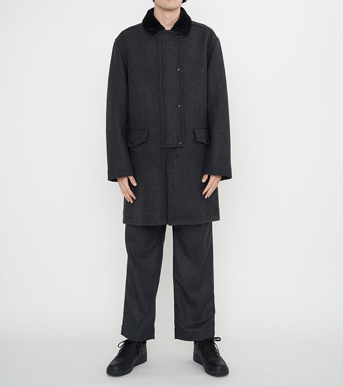 SUBF044_GORE-TEX INFINIUM Harbor Coat_1