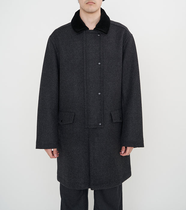 SUBF044_GORE-TEX INFINIUM Harbor Coat_2