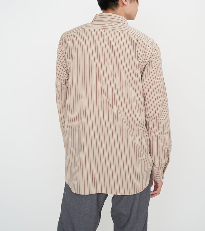 SUGF008_Regular Collar Wind Shirt (Regular Fit)_4