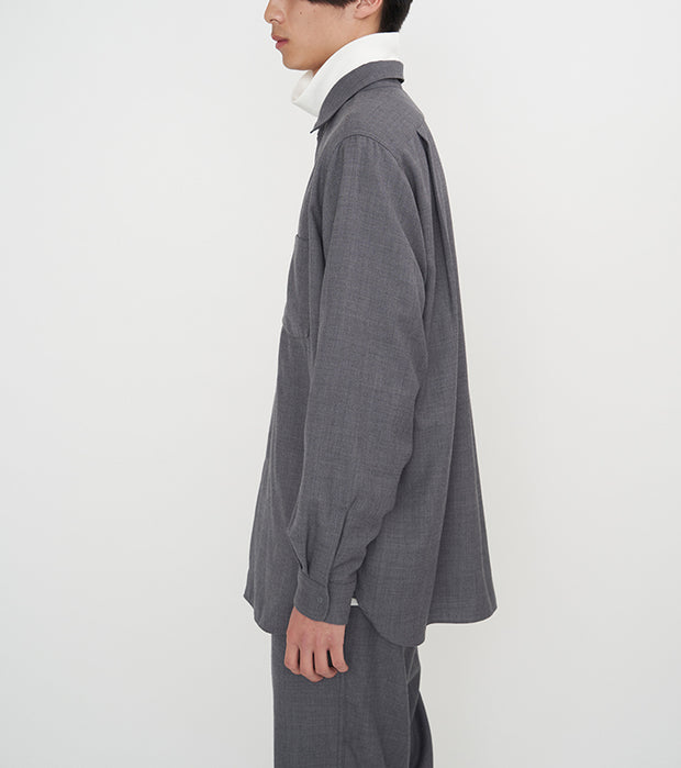 SUGF021_Regular Collar Wind Shirt_3