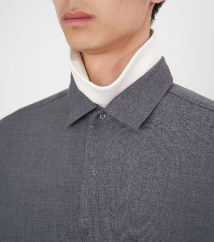 SUGF021_Regular Collar Wind Shirt_5