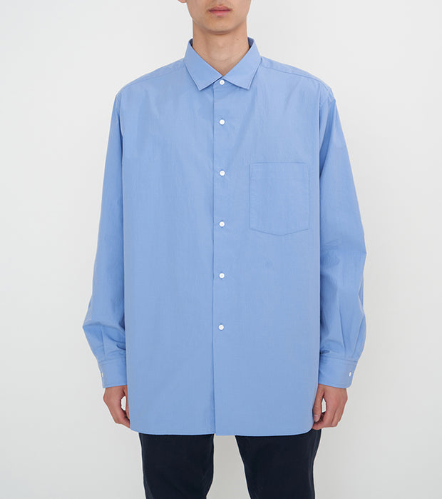 SUGF006_Regular Collar Wind Shirt_2