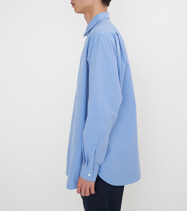 SUGF006_Regular Collar Wind Shirt_3