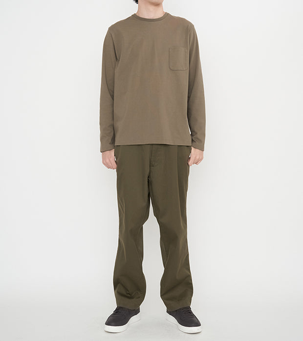 SUCF913_Wide Chino Pants_1