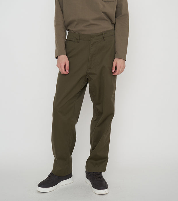 SUCF913_Wide Chino Pants_2
