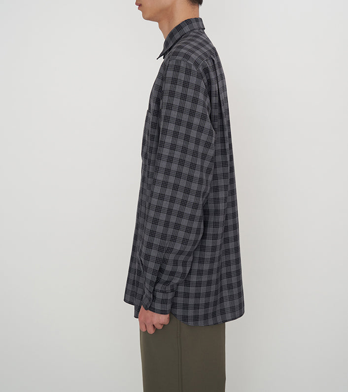 SUGF022_Regular Collar Wind Shirt_3