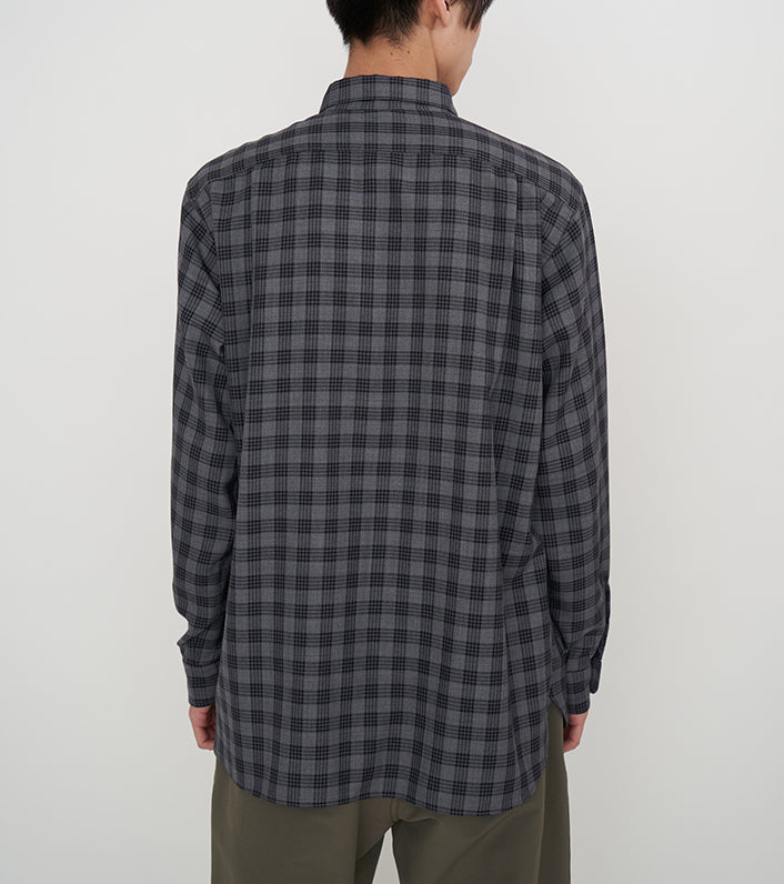 SUGF022_Regular Collar Wind Shirt_4