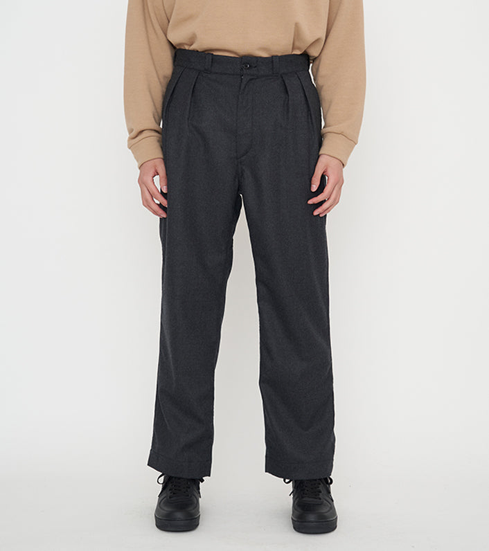 SUCF045_Wool Flannel Pants_1