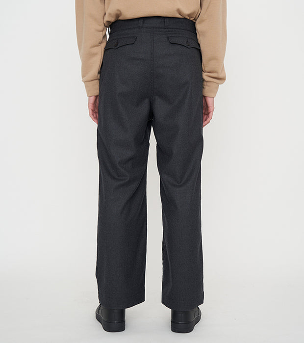 SUCF045_Wool Flannel Pants_3