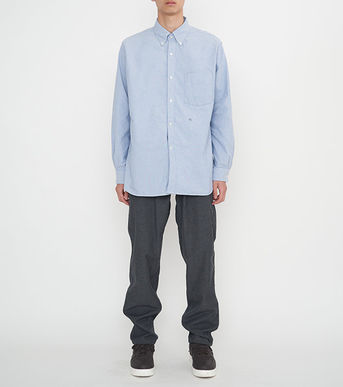 SUGF005_Button Down Wind Shirt_1