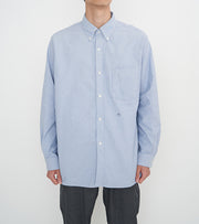 SUGF005_Button Down Wind Shirt_2
