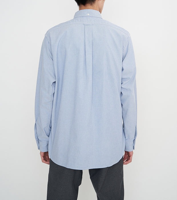 SUGF005_Button Down Wind Shirt_4