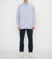 SUGF009_Button Down Wind Shirt_1
