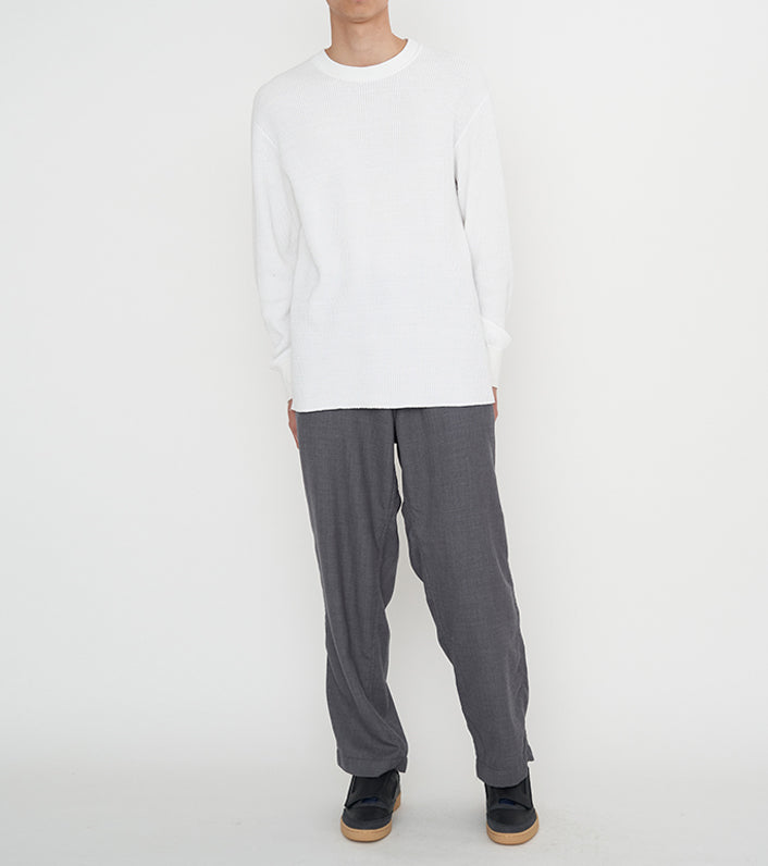 SUHF908_Crew Neck L/S Thermal Tee_1